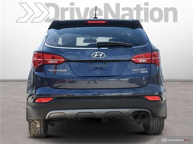 2015 Hyundai Santa Fe Sport 2.0T Premium (Stk: A2956) in Saskatoon - Image 5 of 27