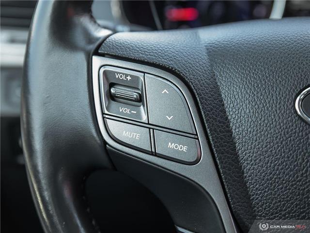 2015 Hyundai Santa Fe Sport 2.0T Premium (Stk: A2956) in Saskatoon - Image 18 of 27