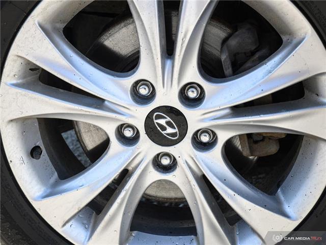 2012 Hyundai Sonata Limited (Stk: A2961) in Saskatoon - Image 6 of 27
