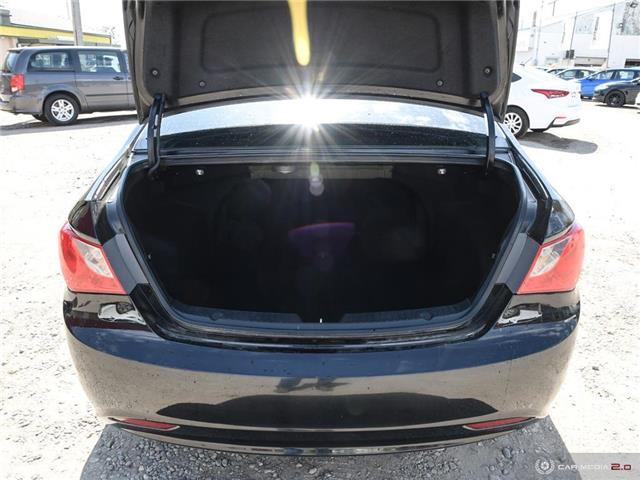 2012 Hyundai Sonata Limited (Stk: A2961) in Saskatoon - Image 10 of 27