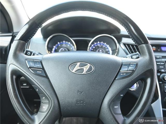 2012 Hyundai Sonata Limited (Stk: A2961) in Saskatoon - Image 13 of 27