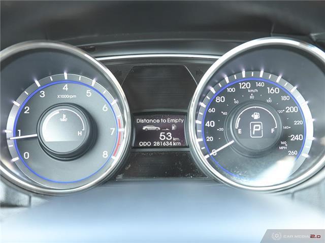 2012 Hyundai Sonata Limited (Stk: A2961) in Saskatoon - Image 14 of 27