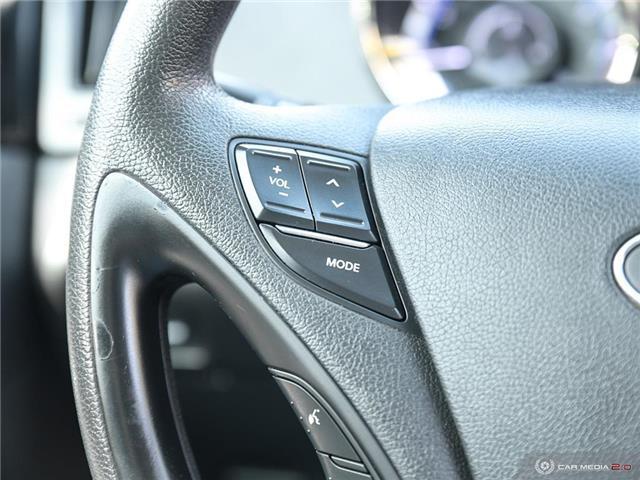 2012 Hyundai Sonata Limited (Stk: A2961) in Saskatoon - Image 17 of 27