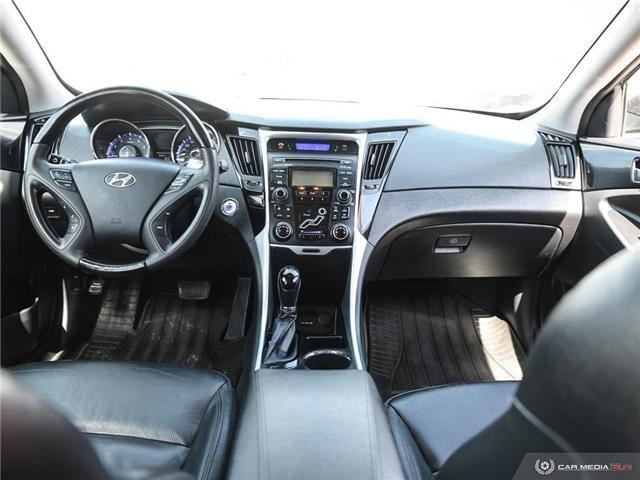 2012 Hyundai Sonata Limited (Stk: A2961) in Saskatoon - Image 24 of 27