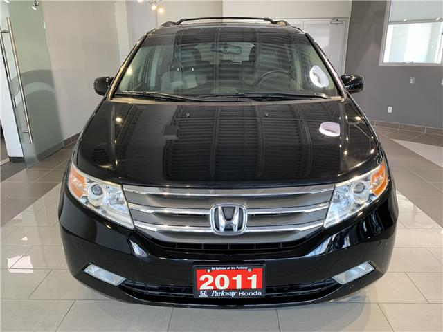2011 Honda Odyssey Touring (Stk: 922169A) in North York - Image 2 of 27
