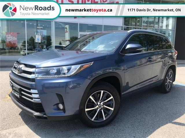 2017 Toyota Highlander XLE (Stk: 345361) in Newmarket - Image 1 of 25