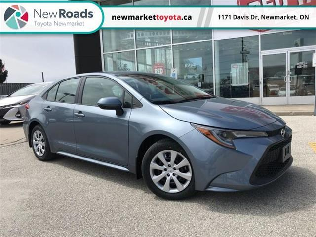 2020 Toyota Corolla LE (Stk: 34603) in Newmarket - Image 1 of 17