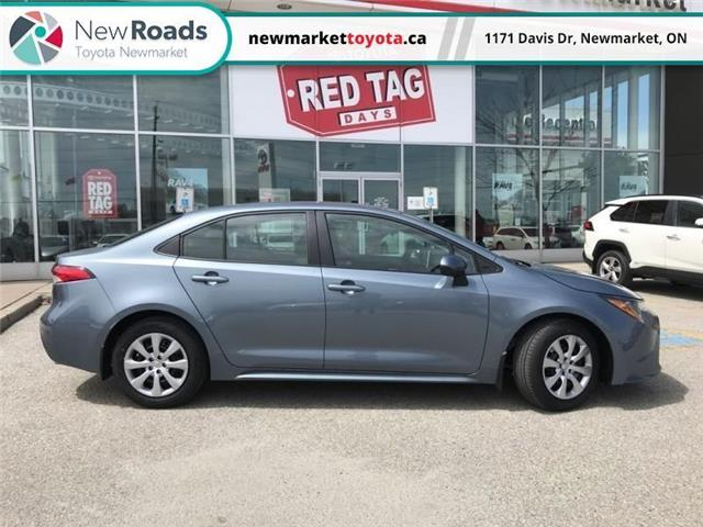 2020 Toyota Corolla LE (Stk: 34603) in Newmarket - Image 2 of 17