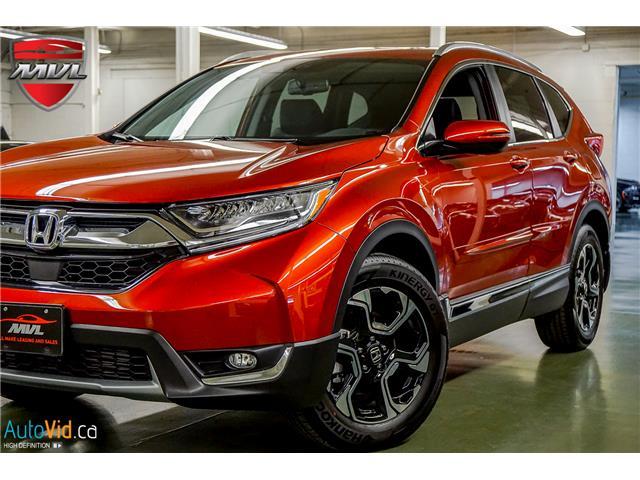 2018 Honda CR-V Touring (Stk: ) in Oakville - Image 1 of 32