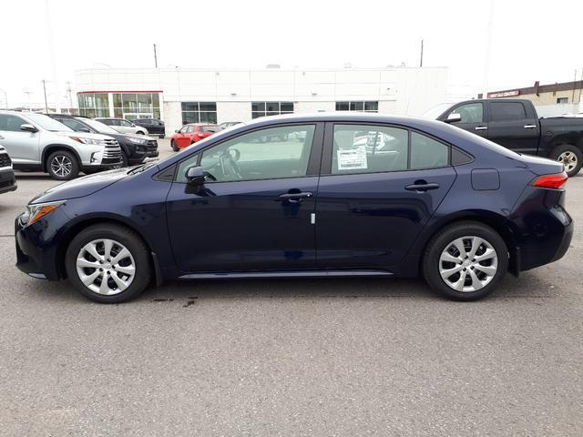 2020 Toyota Corolla LE (Stk: CW005) in Cobourg - Image 3 of 8