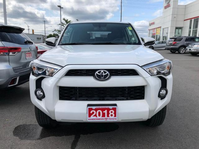 2018 Toyota 4Runner SR5 (Stk: W4808) in Cobourg - Image 3 of 24
