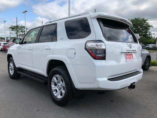 2018 Toyota 4Runner SR5 (Stk: W4808) in Cobourg - Image 5 of 24