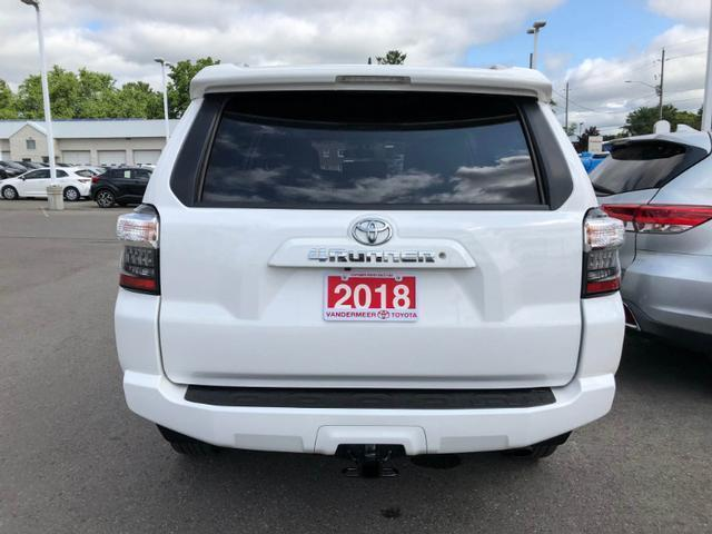 2018 Toyota 4Runner SR5 (Stk: W4808) in Cobourg - Image 6 of 24