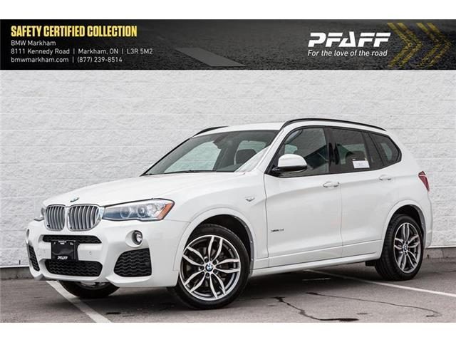2017 BMW X3 xDrive28i (Stk: D12387) in Markham - Image 1 of 19