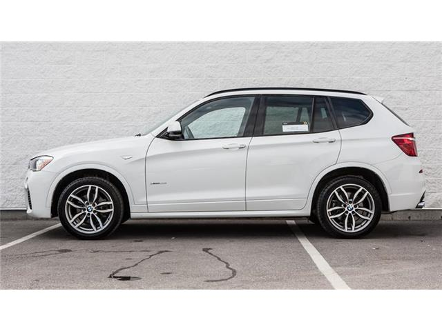 2017 BMW X3 xDrive28i (Stk: D12387) in Markham - Image 3 of 19