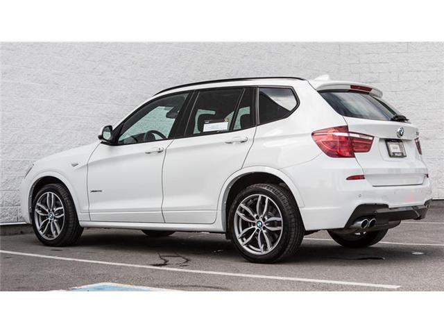 2017 BMW X3 xDrive28i (Stk: D12387) in Markham - Image 4 of 19