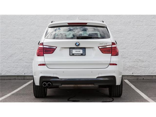 2017 BMW X3 xDrive28i (Stk: D12387) in Markham - Image 5 of 19