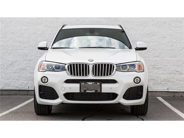 2017 BMW X3 xDrive28i (Stk: D12387) in Markham - Image 6 of 19