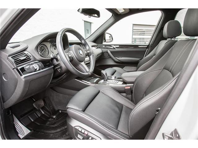2017 BMW X3 xDrive28i (Stk: D12387) in Markham - Image 12 of 19