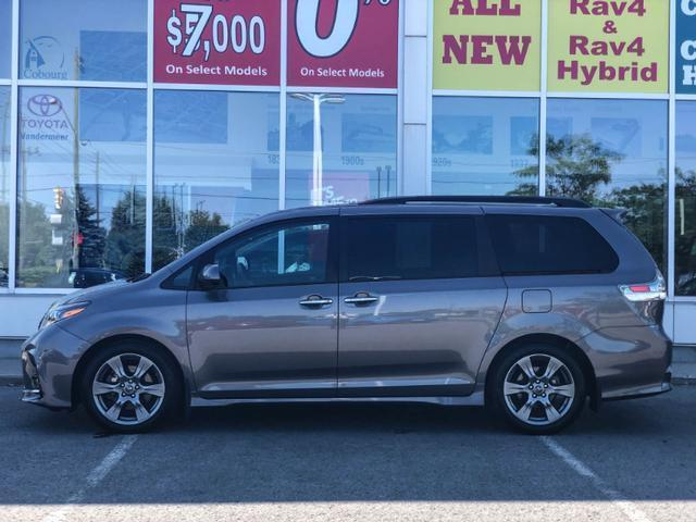 2018 Toyota Sienna 7-Passenger (Stk: W4821A) in Cobourg - Image 4 of 25