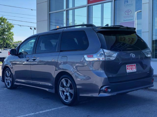 2018 Toyota Sienna 7-Passenger (Stk: W4821A) in Cobourg - Image 5 of 25
