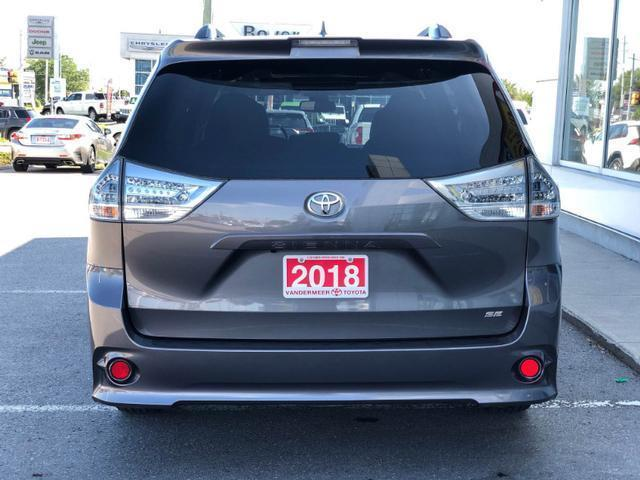2018 Toyota Sienna 7-Passenger (Stk: W4821A) in Cobourg - Image 6 of 25