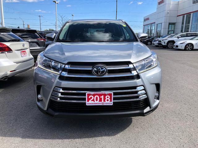 2018 Toyota Highlander XLE (Stk: W4762) in Cobourg - Image 3 of 24