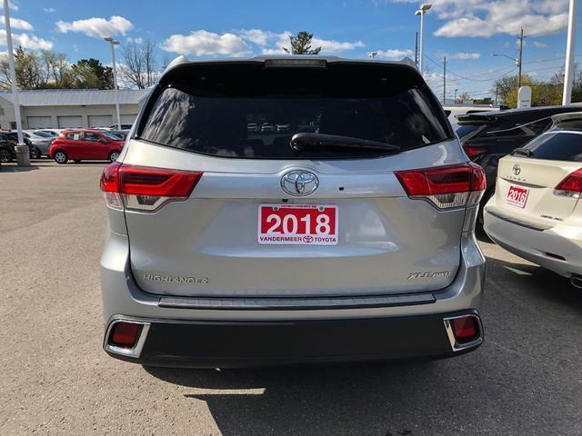 2018 Toyota Highlander XLE (Stk: W4762) in Cobourg - Image 6 of 24
