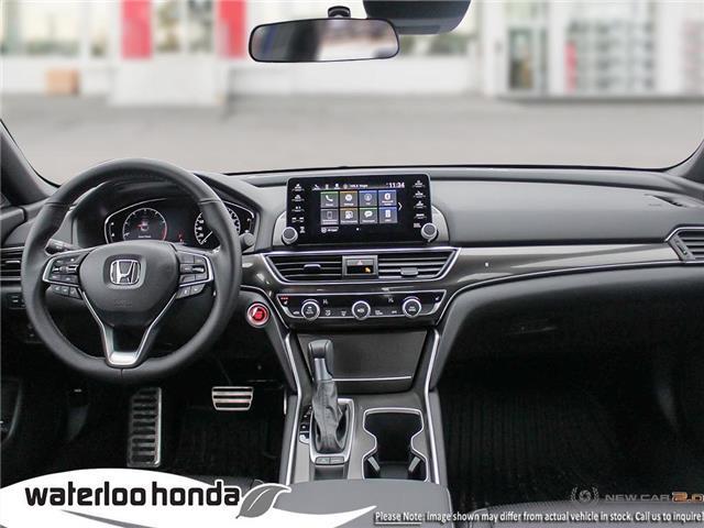 2019 Honda Accord Sport 1.5T (Stk: H4778) in Waterloo - Image 22 of 23
