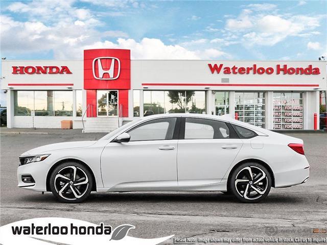 2019 Honda Accord Sport 2.0T (Stk: H4755) in Waterloo - Image 3 of 23