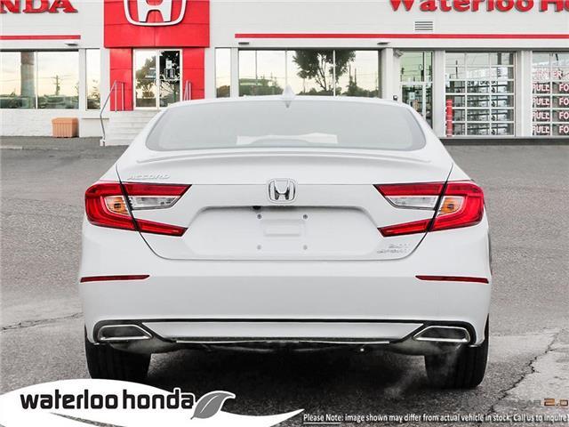 2019 Honda Accord Sport 2.0T (Stk: H4755) in Waterloo - Image 5 of 23
