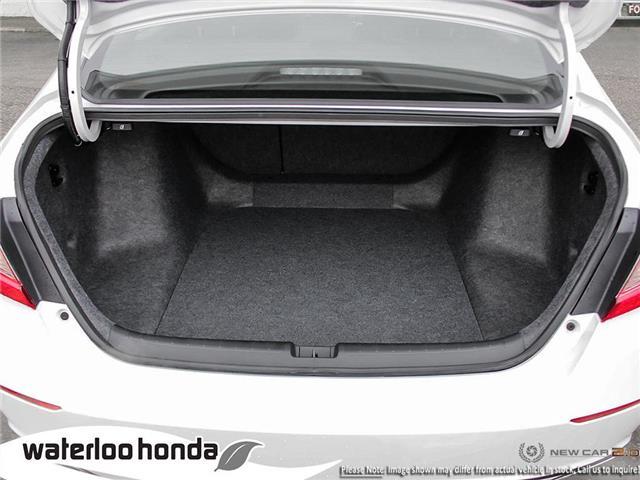 2019 Honda Accord Sport 2.0T (Stk: H4755) in Waterloo - Image 7 of 23