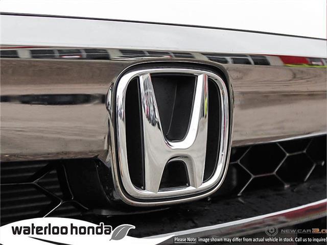 2019 Honda Accord Sport 2.0T (Stk: H4755) in Waterloo - Image 9 of 23