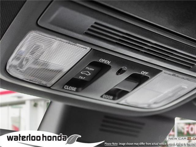 2019 Honda Accord Sport 2.0T (Stk: H4755) in Waterloo - Image 19 of 23