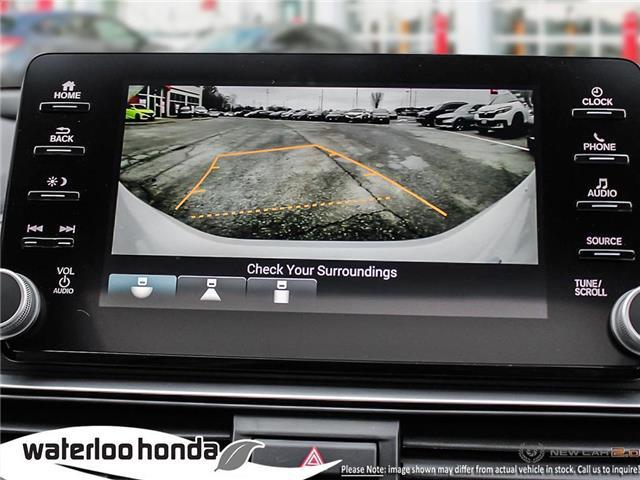 2019 Honda Accord Sport 2.0T (Stk: H4755) in Waterloo - Image 23 of 23