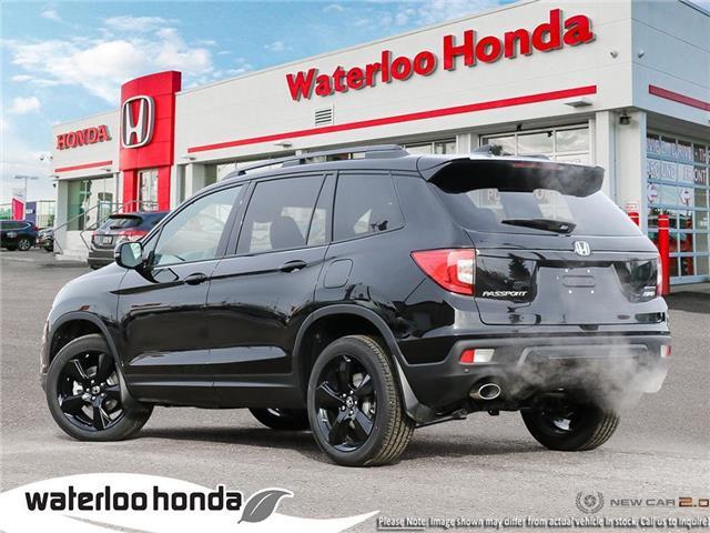 2019 Honda Passport Touring (Stk: H5451) in Waterloo - Image 4 of 23