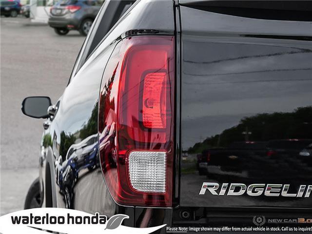 2019 Honda Ridgeline Black Edition (Stk: H4663) in Waterloo - Image 11 of 22