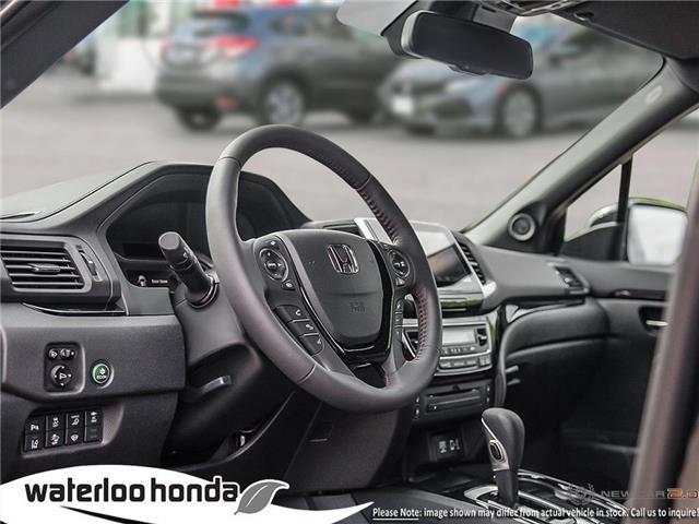 2019 Honda Ridgeline Black Edition (Stk: H4663) in Waterloo - Image 12 of 22