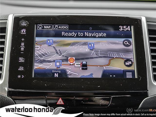 2019 Honda Ridgeline Black Edition (Stk: H4663) in Waterloo - Image 18 of 22