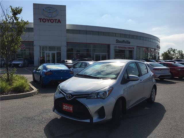 2015 Toyota Yaris LE VNKKTUD30FA026216 P1907 in Whitchurch-Stouffville