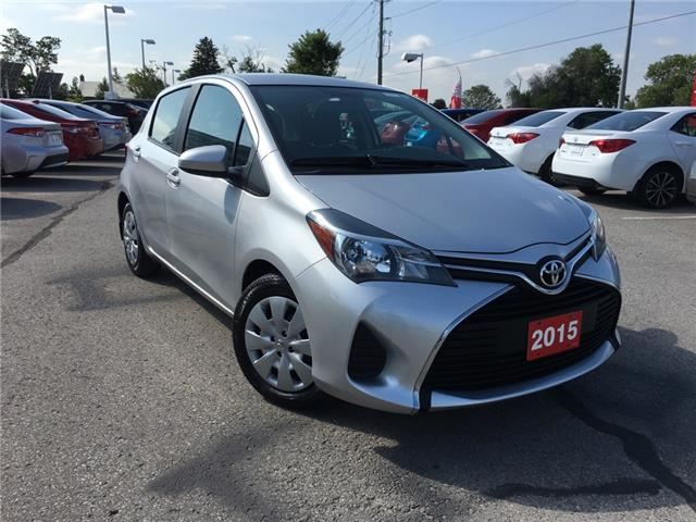 2015 Toyota Yaris LE (Stk: P1907) in Whitchurch-Stouffville - Image 4 of 12