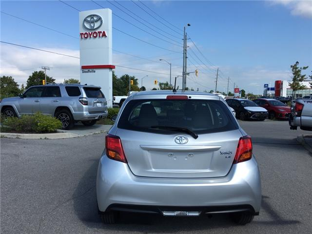 2015 Toyota Yaris LE (Stk: P1907) in Whitchurch-Stouffville - Image 5 of 12