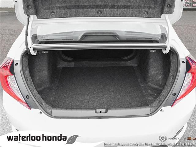 2019 Honda Civic LX (Stk: H5061) in Waterloo - Image 7 of 23