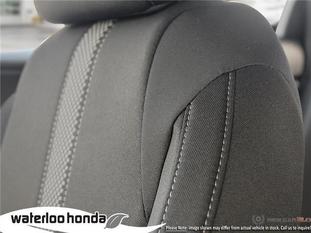 2019 Honda Civic LX (Stk: H5061) in Waterloo - Image 20 of 23