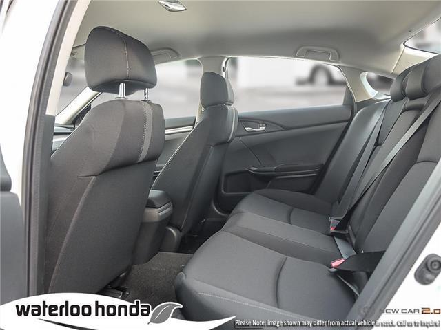 2019 Honda Civic LX (Stk: H5061) in Waterloo - Image 21 of 23