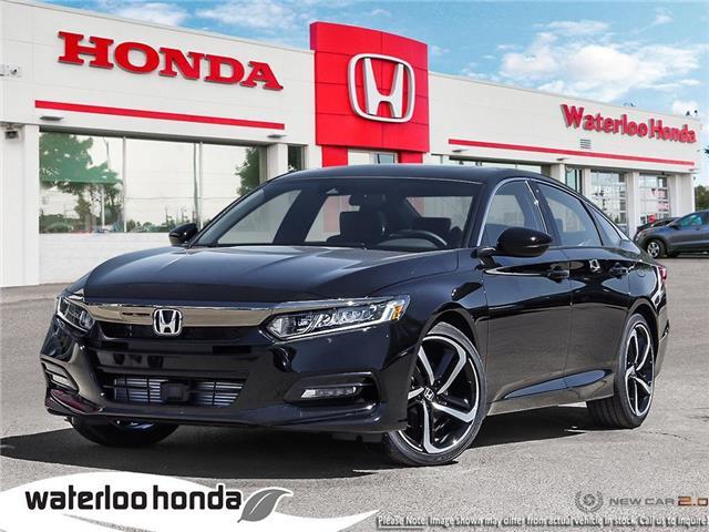 2019 Honda Accord Sport 1.5T (Stk: H5014) in Waterloo - Image 1 of 23