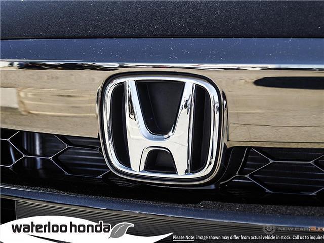 2019 Honda Accord Sport 1.5T (Stk: H5014) in Waterloo - Image 9 of 23