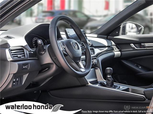 2019 Honda Accord Sport 1.5T (Stk: H5014) in Waterloo - Image 12 of 23