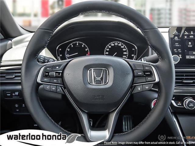 2019 Honda Accord Sport 1.5T (Stk: H5014) in Waterloo - Image 13 of 23