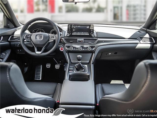 2019 Honda Accord Sport 1.5T (Stk: H5014) in Waterloo - Image 22 of 23